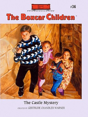 Image for The Castle Mystery (Turtleback School & Library Binding Edition) (Boxcar Children (Pb))