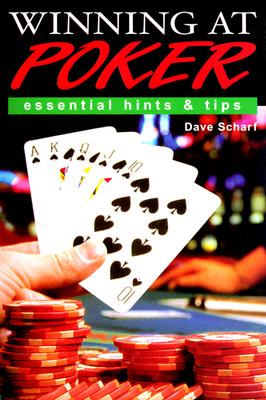 Image for Winning at Poker [Paperback] by Scharf, Dave