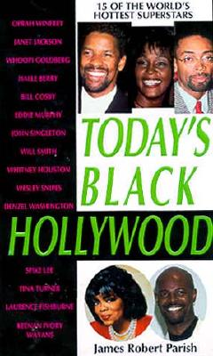 Image for TODAY'S BLACK HOLLYWOODLD'