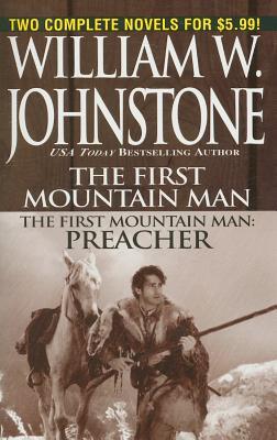 Image for First Mountain Man/ Preacher (First Mountain Man (Pinnacle Books))