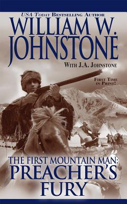 Image for Preacher's Fury (First Mountain Man (Pinnacle Books))