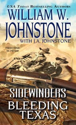 Image for Sidewinders Bleeding Texas