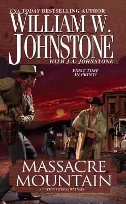 Image for Massacre Mountain (Cotton Pickens)