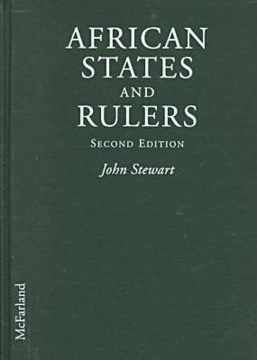 African States and Rulers, Stewart, John