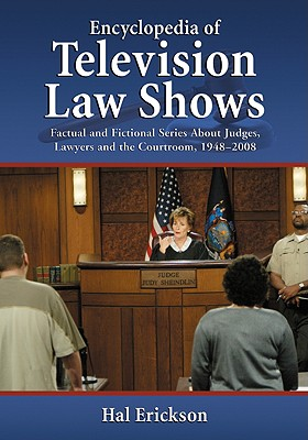 Image for ENCYCLOPEDIA OF TELEVISION LAW SHOWS
