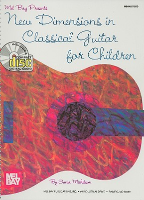 Image for Mel Bay New Dimensions in Classical Guitar for Children
