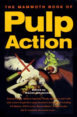 Image for The Mammoth Book of Pulp Action