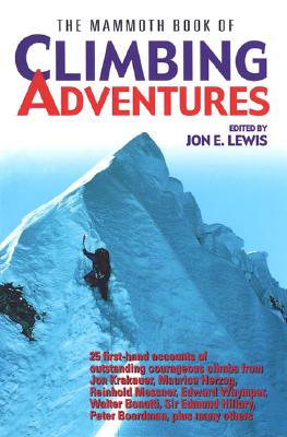 Image for The Mammoth Book of Climbing Adventures (Mammoth Books)