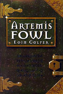 Artemis Fowl, Colfer, Eoin
