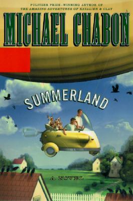 Summerland: A Novel, Chabon, Michael