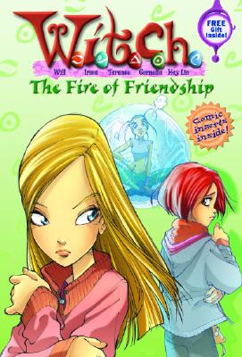 Image for FIRE OF FRIENDSHIP WITCH #4