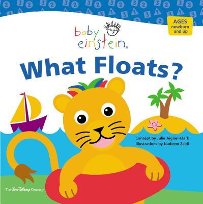 Image for Baby Einstein: What Floats: Splash & Giggle Bath Book (Baby Einstein)