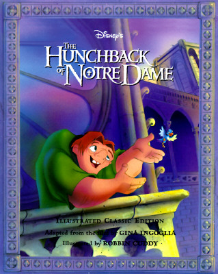 Image for The Hunchback of Notre Dame: Illustrated Classic