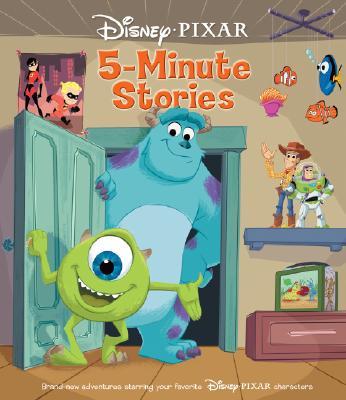 Image for Disney*Pixar 5-Minute Stories