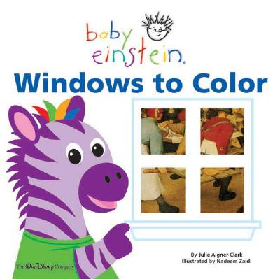 Image for Baby Einstein Windows to Color
