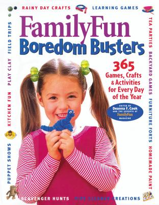 Image for FamilyFun Boredom Busters