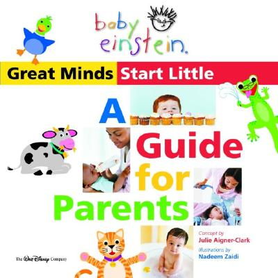 Image for Baby Einstein: Great Minds Start Little