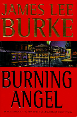 Image for Burning Angel (Dave Robicheaux Mysteries)