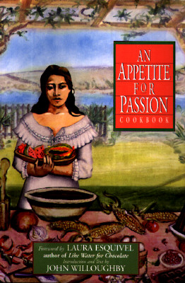 Image for APPETITE FOR PASSION COOKBOOK