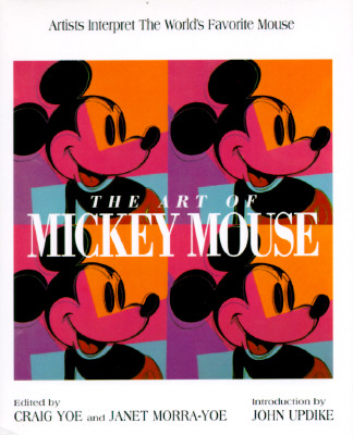 Image for The Art Of Mickey Mouse