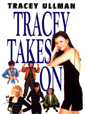Image for TRACY TAKES ON