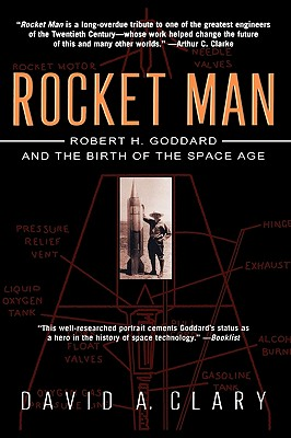 Image for Rocket Man: Robert H. Goddard and the Birth of the Space Age