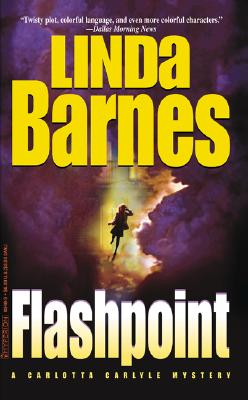 Image for FLASHPOINT (Carlotta Carlyle Mysteries)