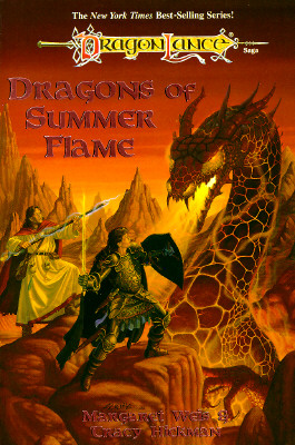 DRAGONS OF SUMMER FLAME (Dragonlance Chronicles), Margaret Weis