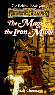 Image for The Mage in the Iron Mask: The Nobles: Book Four: Forgotten Realms