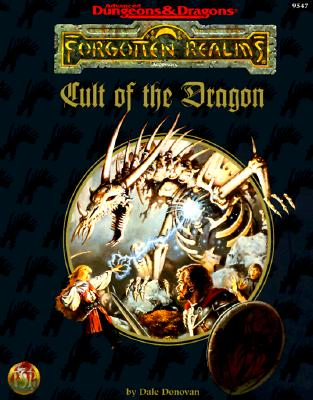 Image for Cult of the Dragon (Advanced Dungeons & Dragons/Forgotten Realms)