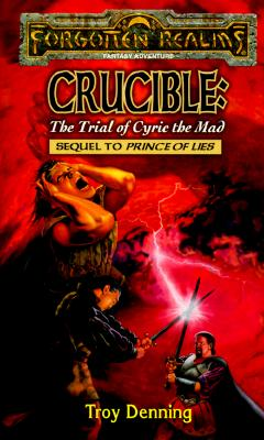 Image for Crucible The Trial of the Cyric the Mad