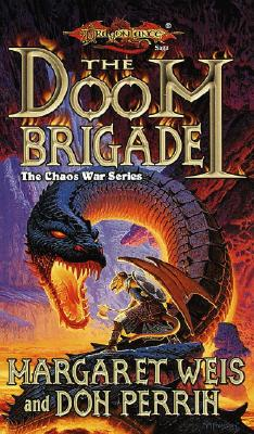Image for The Doom Brigade (Dragonlance Kang's Regiment, Vol. 1)