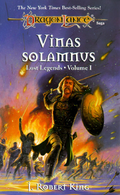 Image for Vinas Solamnus (Dragonlance Lost Legends, Vol. 1)