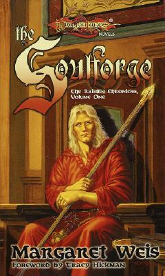 Image for SOULFORGE, THE DRAGON LANCE