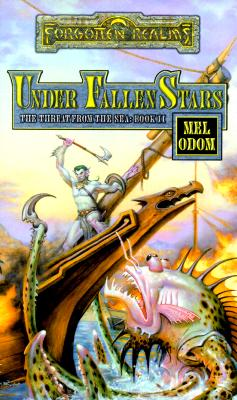 Image for UNDER FALLEN STARS FR:THREAT FROM SEA #002