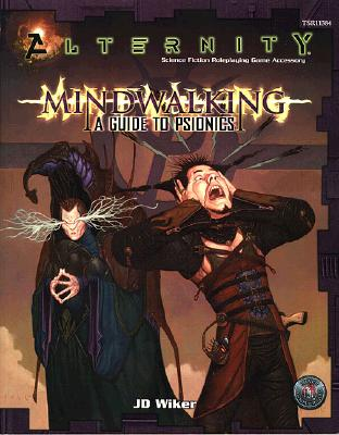 Image for Mindwalking: A Guide to Psionics (Alternity Sci-Fi Roleplaying)