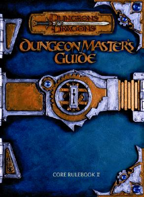 Image for Dungeon Master's Guide: Core Rulebook II (Dungeons & Dragons) Cook, Monte