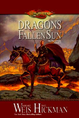 Image for Dragons of a Fallen Sun (Dragonlance: The War of Souls, Volume I)