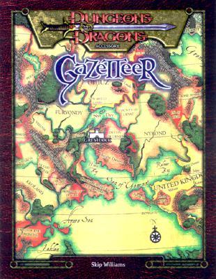 Image for Gazetteer (Dungeons & Dragons)