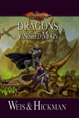 Image for Dragons of a Vanished Moon (The War of Souls, vol. 3)