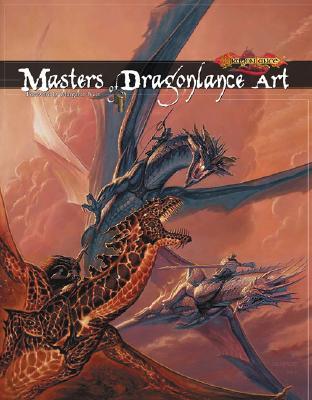 Image for Masters of Dragonlance Art (Dragonlance: Artbooks)