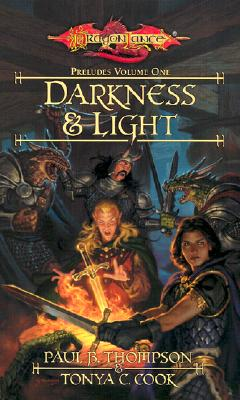 Darkness & Light, Thompson, Paul B. ; Carter, Tonya R.