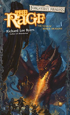 Image for RAGE YEAR OF ROGUE DRAGONS #1: BY RICHARD BYERS