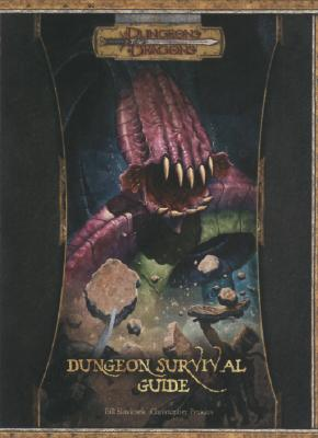 Image for Dungeon Survival Guide (Dungeon & Dragons d20 3.5 Fantasy Roleplaying)