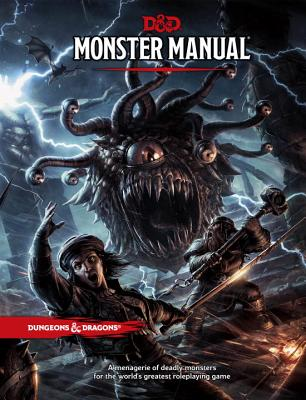 Image for Dungeons & Dragons Monster Manual (Core Rulebook, D&D Roleplaying Game)
