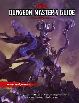 Image for Dungeons & Dragons Dungeon Master's Guide (Core Rulebook, D&D Roleplaying Game)