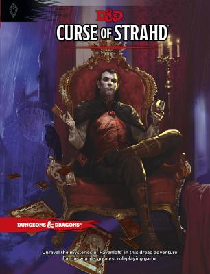 Image for Curse of Strahd (Dungeons & Dragons)