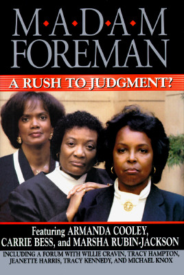 Image for Madam Foreman : A Rush to Judgement?