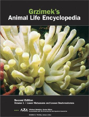 Image for Grzimek's Animal Life Encyclopedia: Lower Metazoans and Lesser Deuterostomes