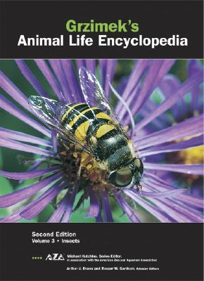 Image for Grzimek's Animal Life Encyclopedia: Insects